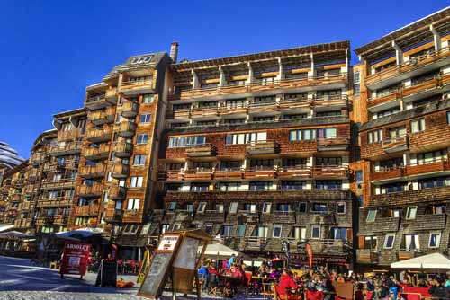 Location camping Avoriaz