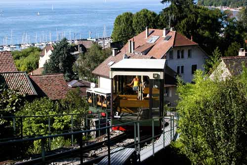 location Mobile home Thonon